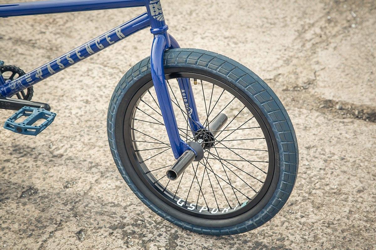 bsd bmx велосипед