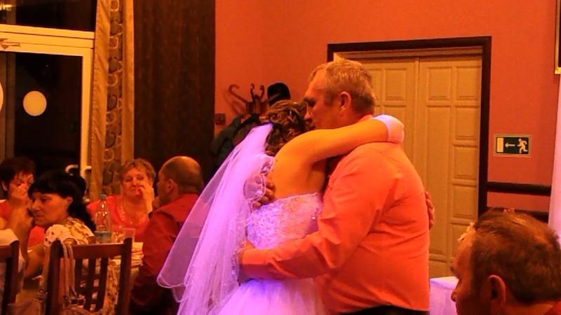 Свадебный танец отца и дочери Копотиловы 31 10 2015