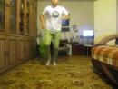 Как я танцую сальсу, когда меня никто не видит