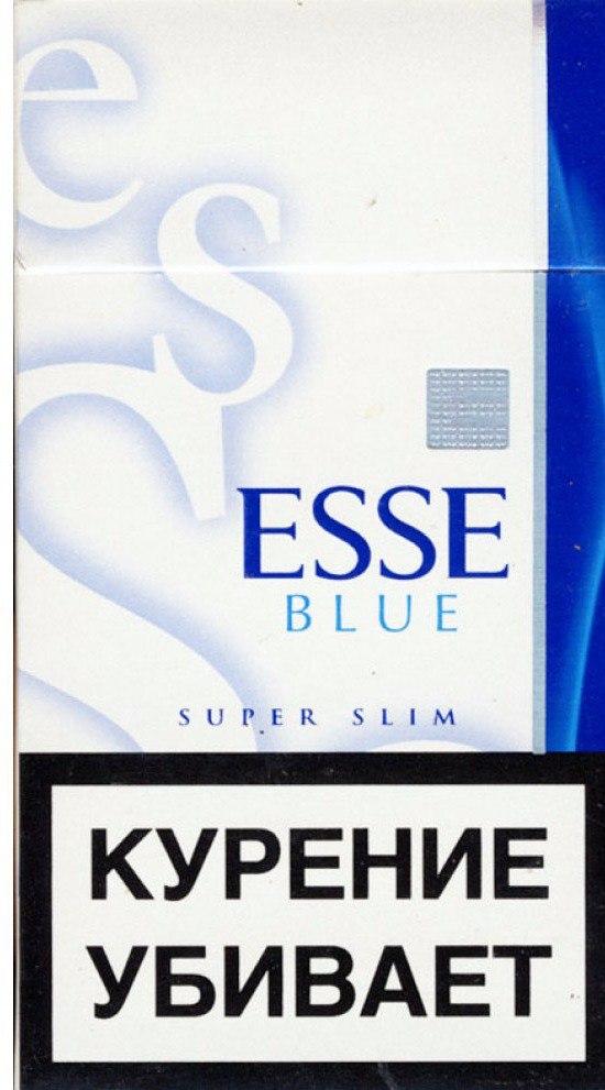 Сигареты оптом Esse blue