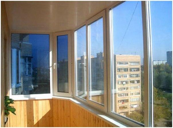 Размеры и цены на пластиковые окна в Хрущевку