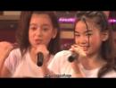 AKB48. First Concert Aitakatta. 2006. часть 2. Русский перевод.