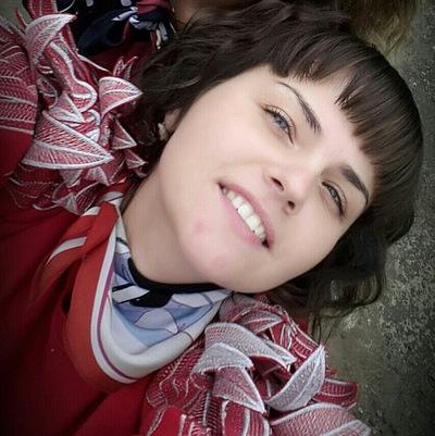 Анастасия Глухарева