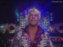 Arn Anderson Brian Pillman vs Ric Flair Sting, WCW Monday Nitro 16.10.1995