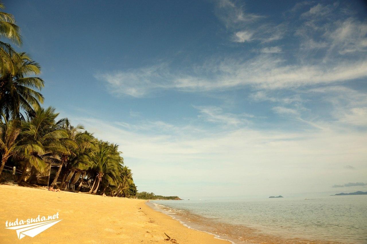 Пляж Маенам