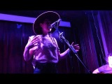 Jesca Hoop - When I'm Asleep live the Castle Hotel, Manchester 25-07-13