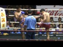 Muay Thai Fight Songkom vs Jompichit Rajadamnern Stadium Bangkok 30th March 2015