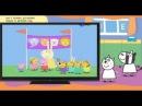свинка пеппа все серии подряд на русском языке - мультфильм свинка пеппа на русс