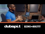 King Britt Dubspot Workshop! Ableton Live Tutorial Creating Sample Packs 'Fragments'