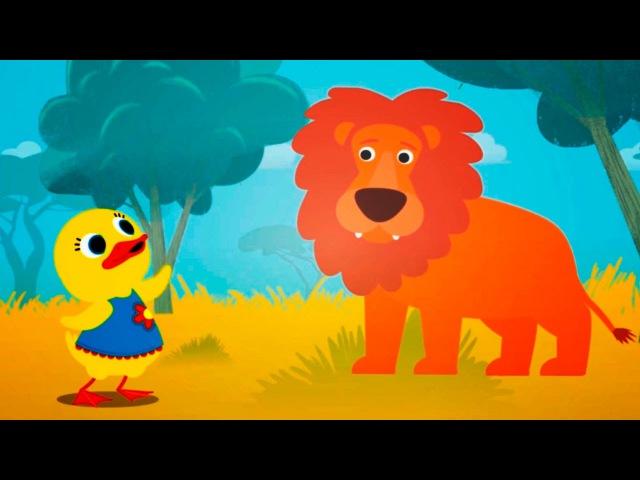 2 929 views животные для детей дикие