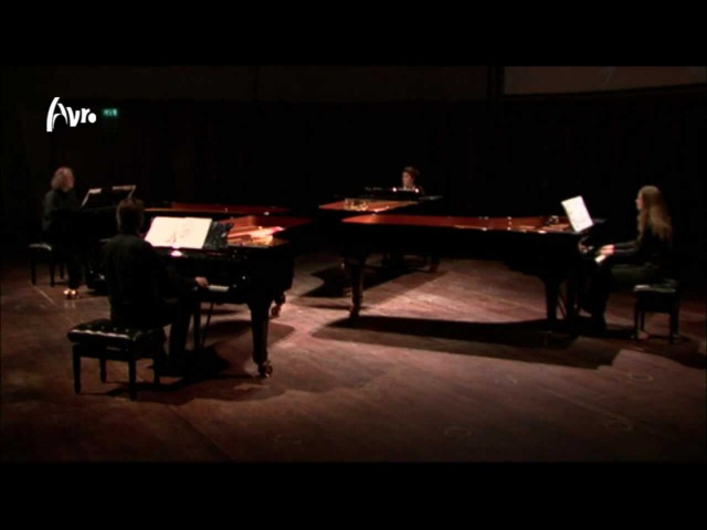 Ten Holt Canto Ostinato - Complete - Live [HD]
