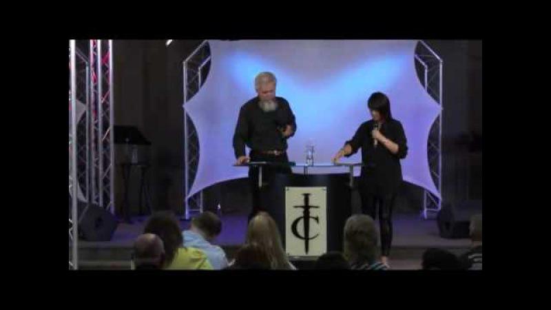 Как воскрешать мёртвых. Давид Хоган. Сиэттл 18.05. 2014 Resurrection Glory Conference - TCCI.