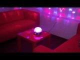 Светодиодный Диско-шар LED Magic Ball Light AB-0008+подарок