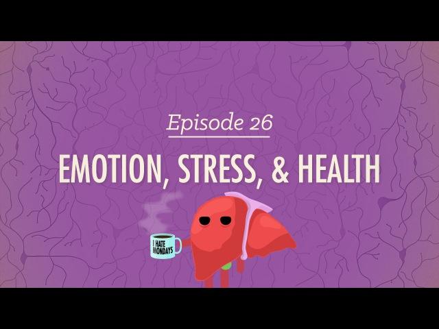 Emotion, Stress and Health: Crash Course Psychology