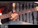 Stevie Ray Vaughan Couldn't Stand the Weather How to play lesson