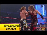 FULL-LENGTH MATCH - Raw - Chris Jericho vs. Kane - Intercontinental Championship Match