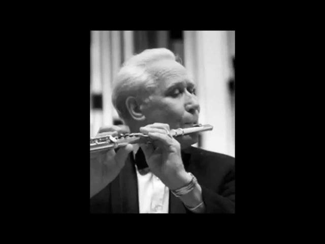 Otar Gordeli Concerto for Flute and Orchestra