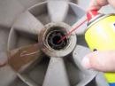 Замена подшипника в стиральной машине Substitution bearing washer