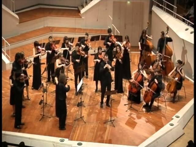 Tartini Concierto para Trompeta en Re Gábor Tarkövi trompeta Camerata Aragón