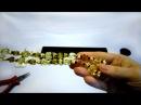Видеоурок Бусы с лентой