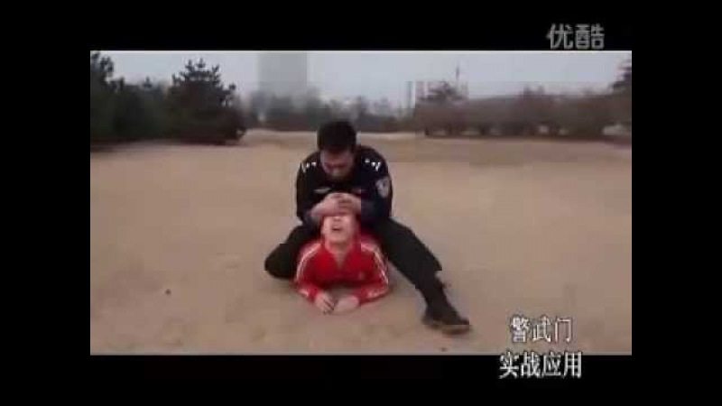 Chinese Police Hapkido self defence
