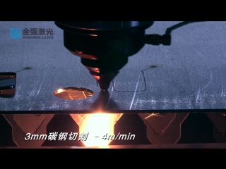 Волоконный лазер JQ-1530 1000W