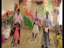 танец папы и дочи