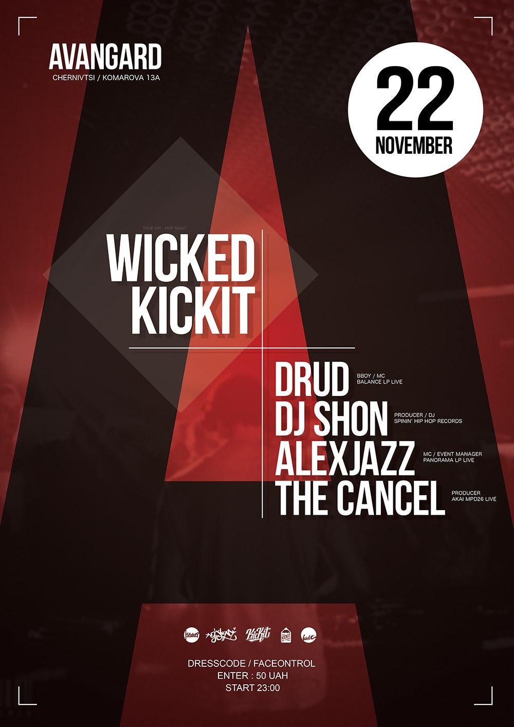 Wicked Kickit