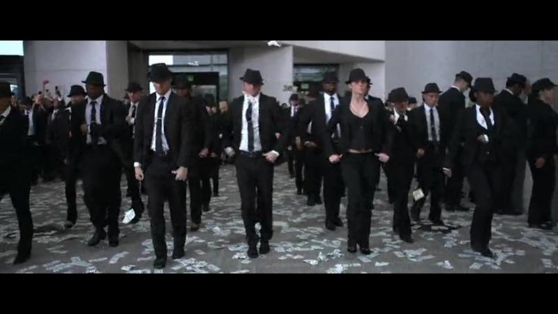 Шаг вперед 4 Step Up Revolution 2012 Офисный танец