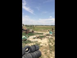 Смотрим видео копроратива в пейнтбольном парке Скорпион 6.06.2015