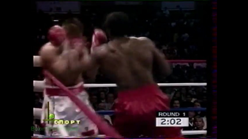 1997-10-04 Lennox Lewis vs Andrew Golota (WBC Heavyweight Title)