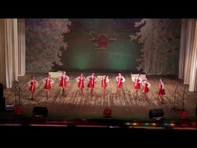 Крендедюлина. Зразковий ансамбль танцю Гарний настрій(Полтава)