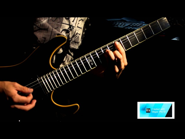 Five Finger Death Punch - Bad Company ( Guitar Cover )