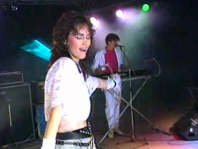 Светлана Разина - Демон1989г. фестиваль Форманта в Качканаре