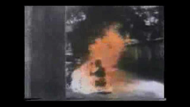 Самосожжение монаха Тхить Куанг Дык