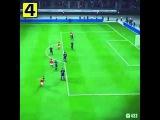 Bugs in the FIFA Goal Pirlo / Баги в FIFA Гол Пирло