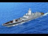 Новейший ударный фрегат «Адмирал Касатонов»