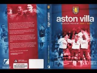 Aston Villa Season Review 2004 - 2005