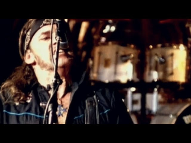 Motorhead feat Ice T Whitfield Crane Born To Raise Hell Official Video