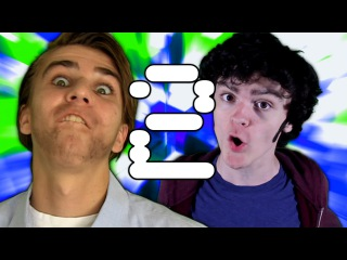 Video Game Rap Battle - Tobuscus vs. Pewdiepie (Part 2)