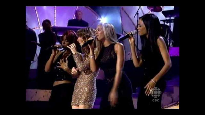 Celine Dion Destiny's Child Emotion Live @ Kodak Theatre 2002