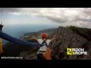 Прыжки с горы Ай Петри Крым