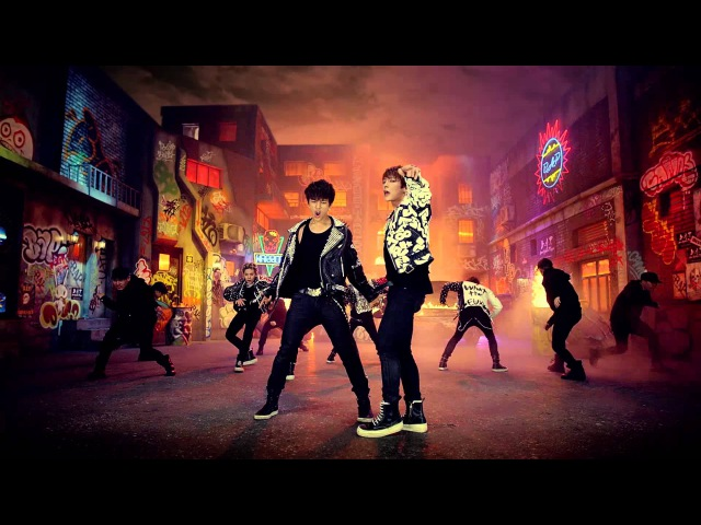 【MV】B.A.P「WARRIOR」(JAPAN 1ST SINGLE / 2013.10.09)