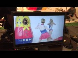 Съемки нового видео Маш Квин!!!