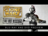 Star Wars: The Clone Wars - The Lost Missions Blu-ray and DVD Preview