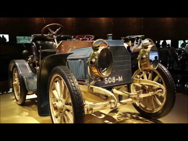 Коллекция уникальных автомобилей. Автотранспортный музей «Петерсен» (Лос-Андже...