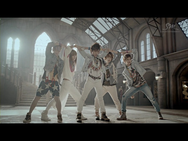 SHINee 샤이니 'Sherlock•셜록 (Clue Note)' MV