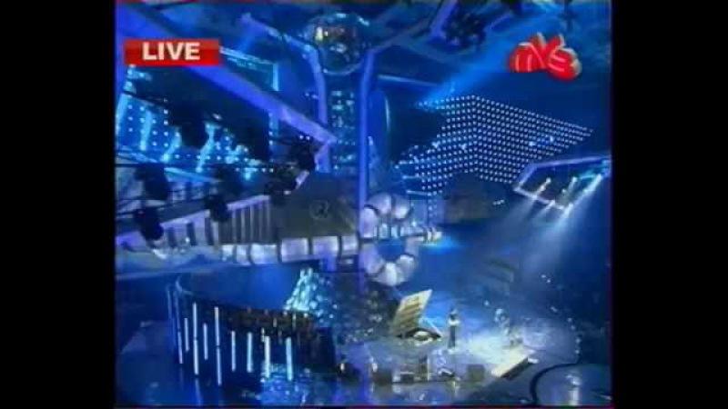 Вручение премии Муз ТВ 2007 Виктору Цою