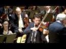 DSOLive: Julian Rachlin performs Shostakovich Violin Cto. No. 1