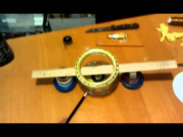 1.16 Статичный работающий магнитный двигатель генератор. Free energy magnet motor.